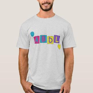 T-shirt Logo lumineux d'ABDL