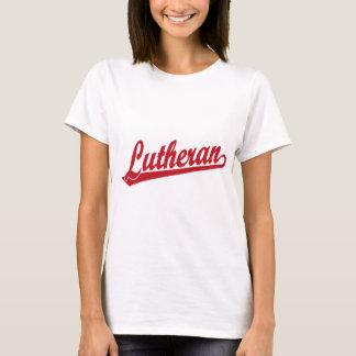 T-shirt Logo luthérien de Scipt