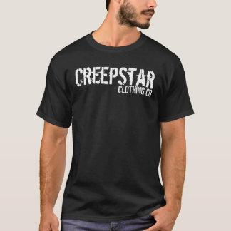 T-shirt Logo noir de CreepStar