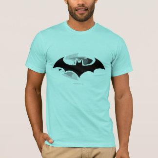 T-shirt Logo noir d'ombre du symbole | de Batman