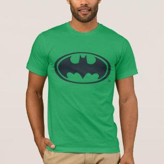 T-shirt Logo noir et blanc du symbole | de Batman