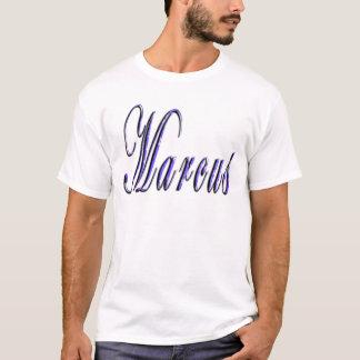 T-shirt Logo nommé de Marcus,
