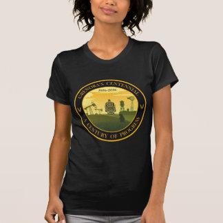 T-shirt Logo officiel centennal de Grenora