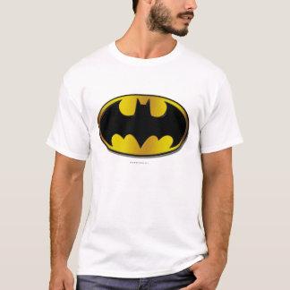 T-shirt Logo ovale de gradient du symbole | de Batman