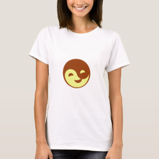 T-shirt Logo riant de Chi de Tai