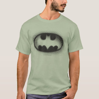 T-shirt Logo tramé du symbole | de Batman