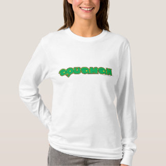 T-shirt Logo vert d'Aquaman