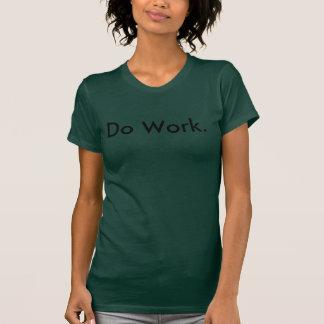 T-shirt Logo vert du réservoir W de dames nouveau