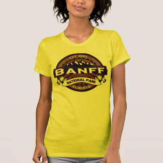 T-shirt Logo vibrant de Banff NP