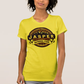 T-shirt Logo vibrant de jaspe
