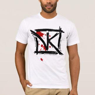 T-shirt Logo vintage de boîte de karma