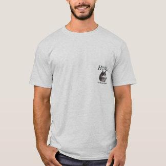 T-shirt logojpg enroué