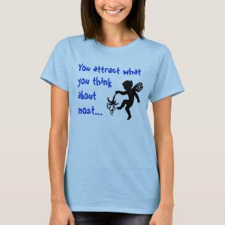 T-shirt Loi de chemise d'attraction