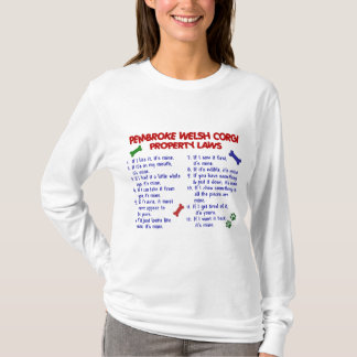 T-shirt Lois 2 de propriété de CORGI de GALLOIS de