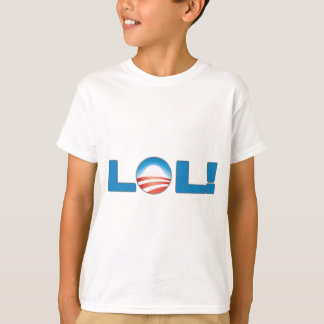 T-shirt LOL anti Obama
