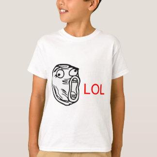 T-shirt LOL - meme