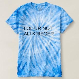 T-shirt Lol UR pas Ali Krieger