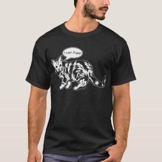 T-shirt lolcat - je peux a ?