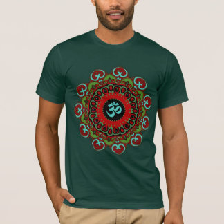 T-shirt L'OM de la chemise de chaos - un côté