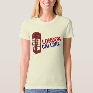 T-shirt Londres appelle