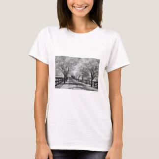 T-shirt Long away