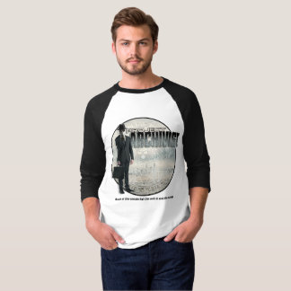 T-shirt Long jersey de douille d'archie