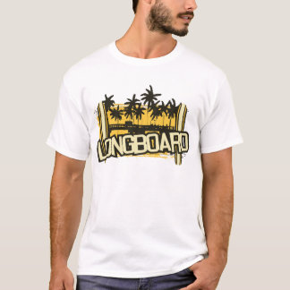 T-shirt Longboard