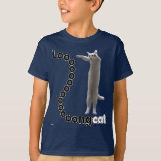 T-shirt Longcat est long