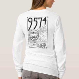T-shirt Longsleeve des femmes