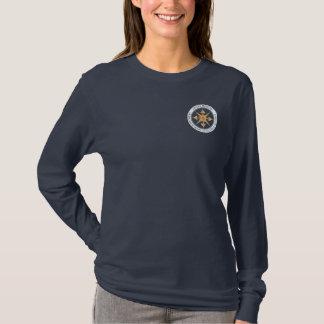 T-shirt Longsleeve des femmes de DMGS