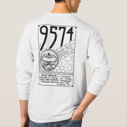 T-shirt Longsleeve des hommes