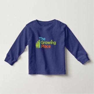 T-shirt longtemps gainé d'enfant en bas âge
