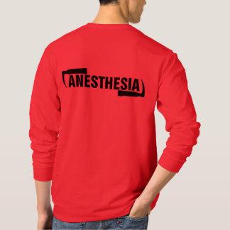T-shirt Longue chemise d'anesthésie de la douille des