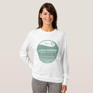 T-shirt Longue chemise de douille