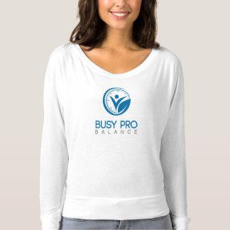 T-shirt Longue chemise de douille de BPB