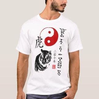 T-shirt Longue douille de la fibre WTCQD2010 micro