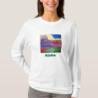 T-shirt Longue douille de ROMA