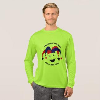 T-shirt Longue douille de Salut-Force