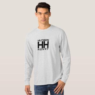 T-shirt Longue douille du Hudson Henry