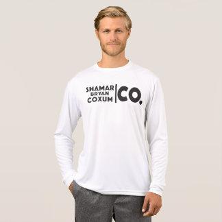 T-shirt Longue pièce en t de douille de SBC&Co. X