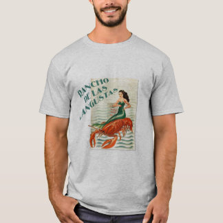 T-shirt L'ONU de ranch de homard