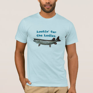 T-shirt Lookin pour les dames
