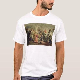 T-shirt L'Oprichnina à la cour d'Ivan IV