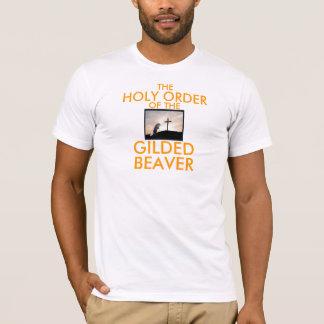 T-shirt L'ordre saint du castor doré