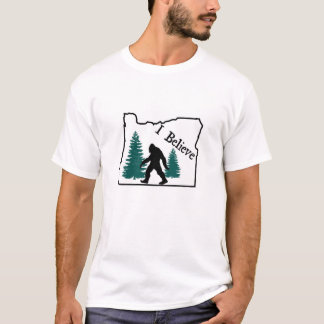 T-shirt L'Orégon I croient