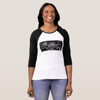 "T-shirt Lorelei Blondel ""les femmes de la marraine"