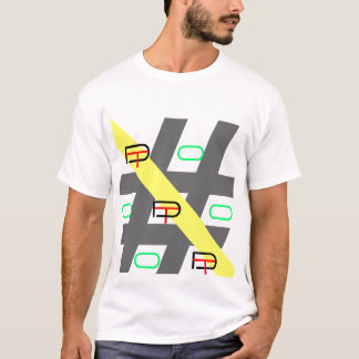 T-shirt L'orteil Tac Tic de Derekt