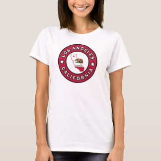 T-shirt Los Angeles la Californie
