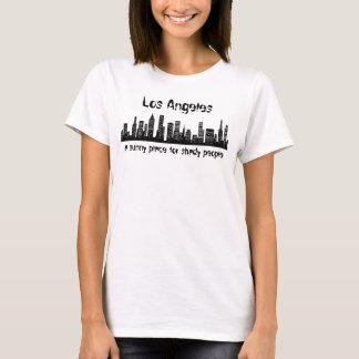 T-shirt Los Angeles : un endroit ensoleillé pour les