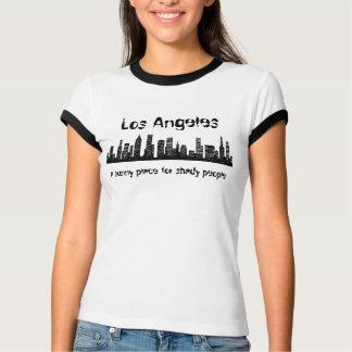 T-shirt Los Angeles, un endroit ensoleillé pour louche…